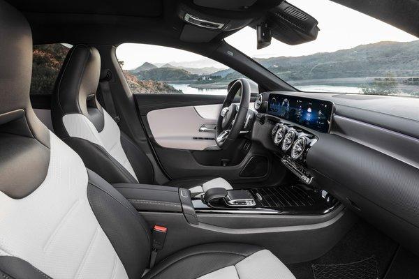 2020 Mercedes-Benz CLA-Class Shooting Brake Interior