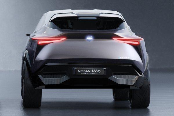 2019 Nissan IMq