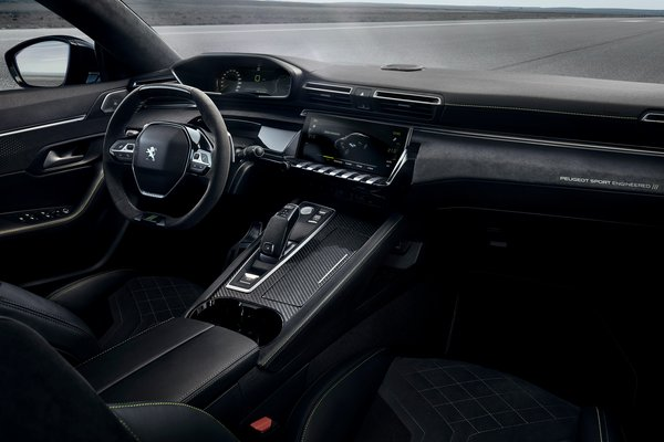 2019 Peugeot Concept 508 Peugeot Sport Engineered Interior