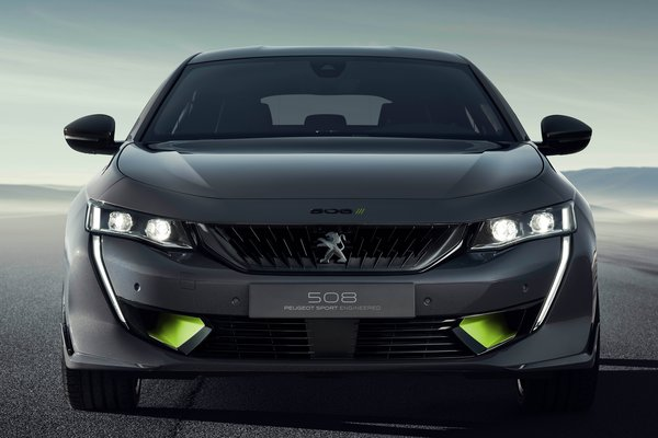 2019 Peugeot Concept 508 Peugeot Sport Engineered