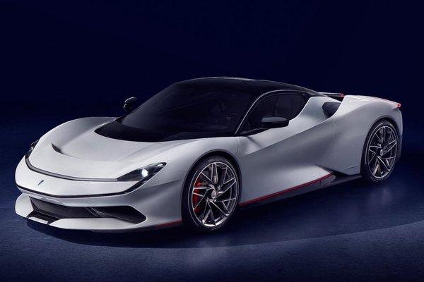 2020 Pininfarina Battista