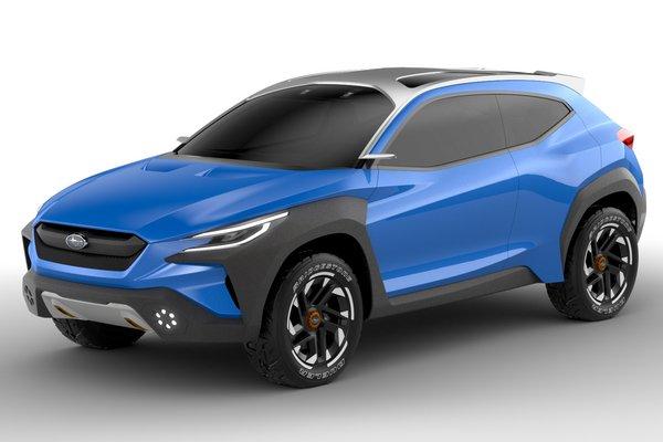2019 Subaru Viziv Adrenaline