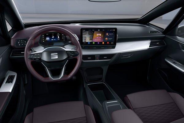 2019 Seat el-Born Interior