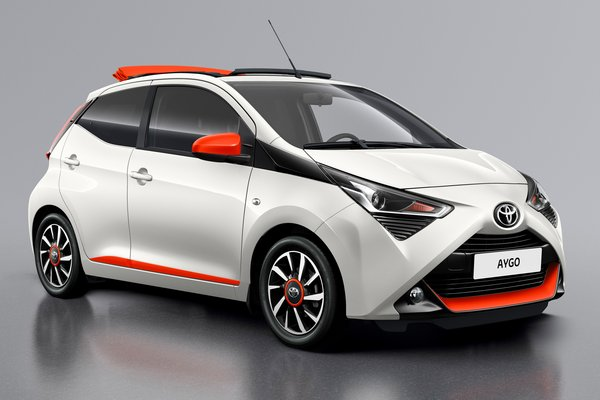 2019 Toyota Aygo x-style