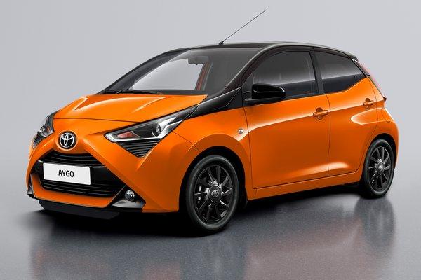 2019 Toyota Aygo x-cite