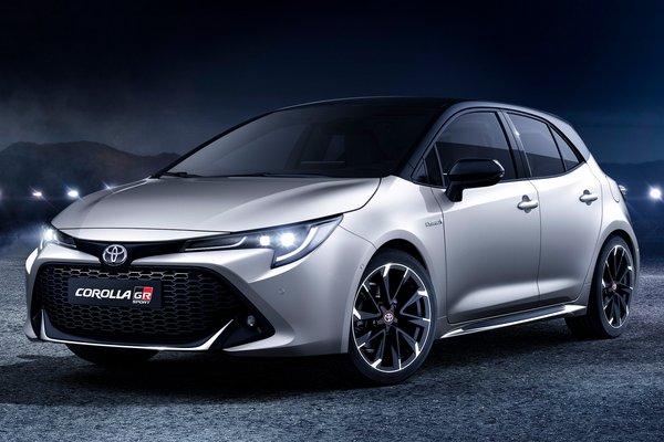 2020 Toyota Corolla GR Sport