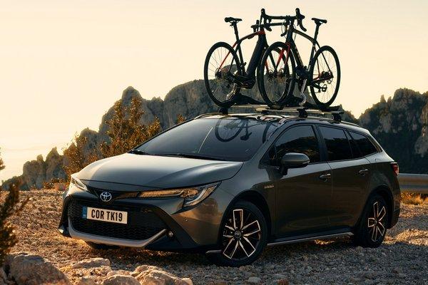 2020 Toyota Corolla wagon GR TREK