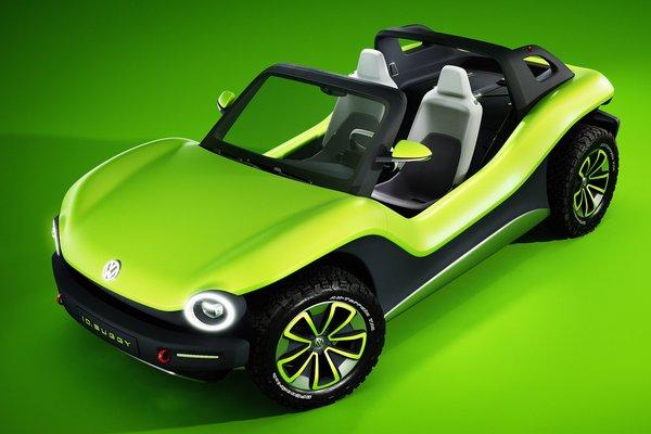 2019 Volkswagen ID. Buggy