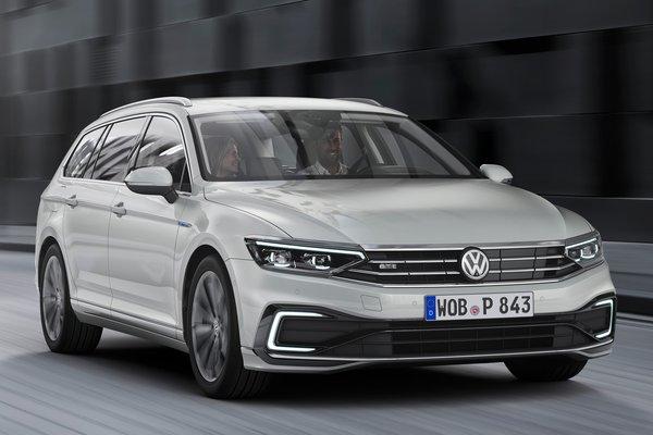 2020 Volkswagen Passat Variant GTE
