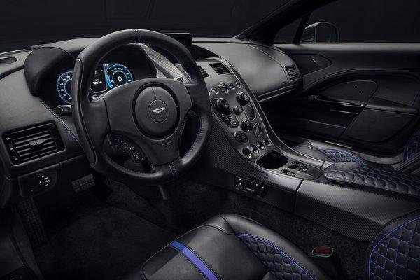 2019 Aston Martin Rapide E Interior
