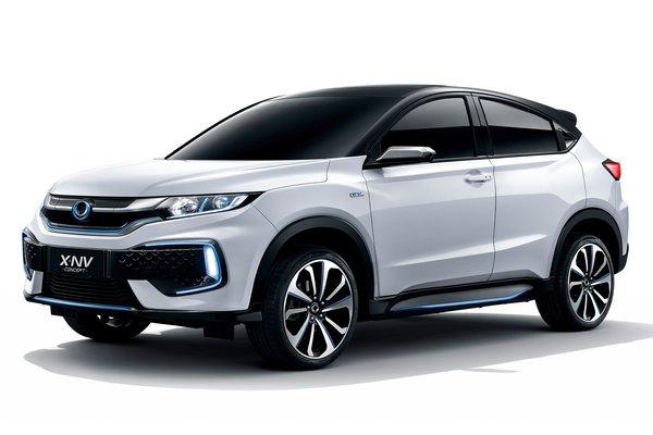 2019 Honda X-NV
