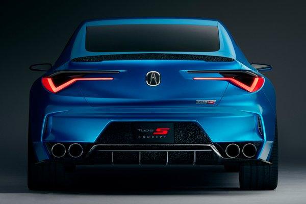 2019 Acura Type S