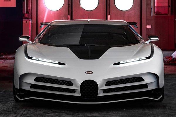 2020 Bugatti Centodieci