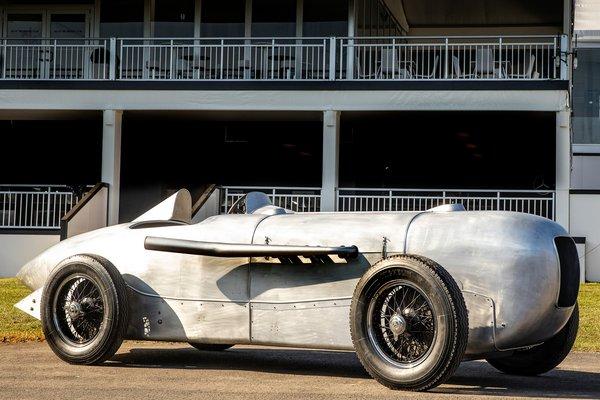 1932 Mercedes-Benz SSKL