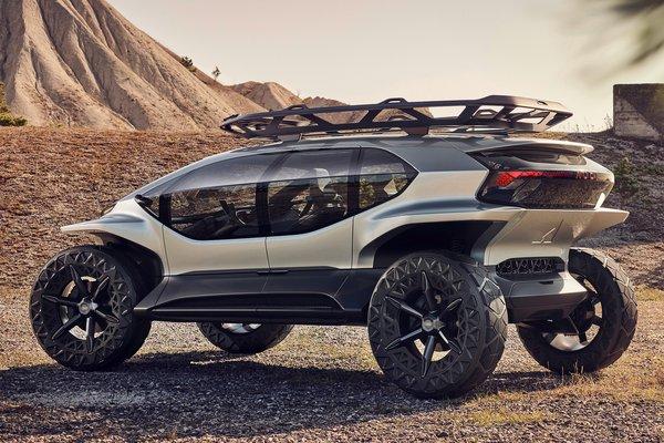 2019 Audi AI:Trail