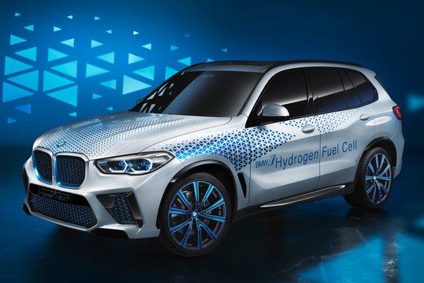 2019 BMW i Hydrogen NEXT
