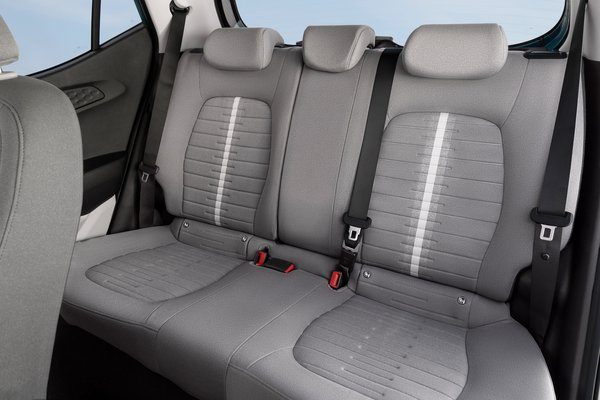 2020 Hyundai i10 Interior