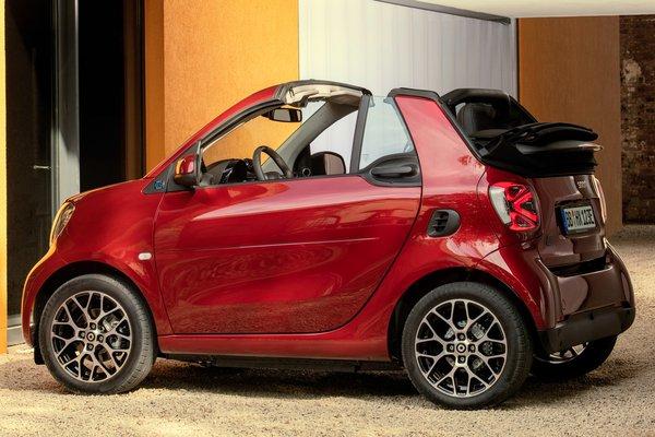 2020 Smart fortwo cabrio
