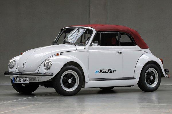 2019 Volkswagen e-Beetle by eClassics
