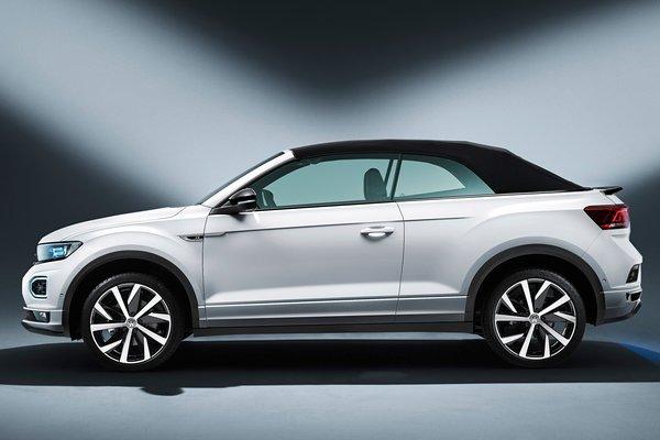 2021 Volkswagen T-Roc Cabriolet