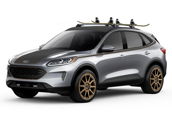 2019 Ford Escape by LGE-CTS Motorsports Urban