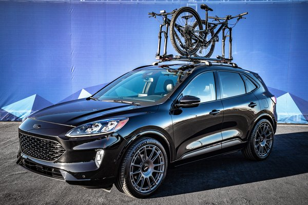 2019 Ford Escape by MAD Industries