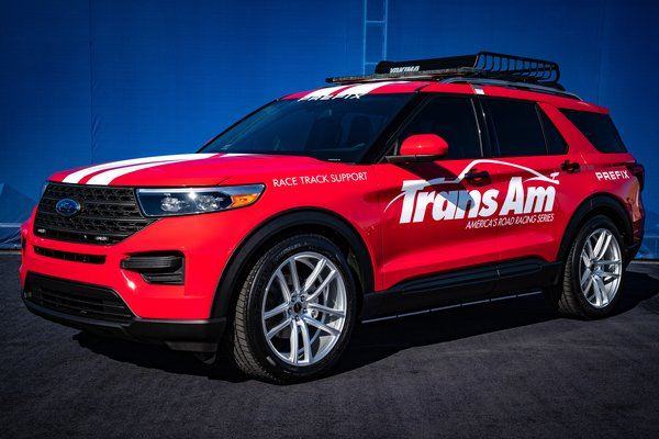 2019 Ford Explorer by Prefix