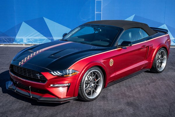 2019 Ford Mustang Convertible by Goodguys Rod & Custom Association