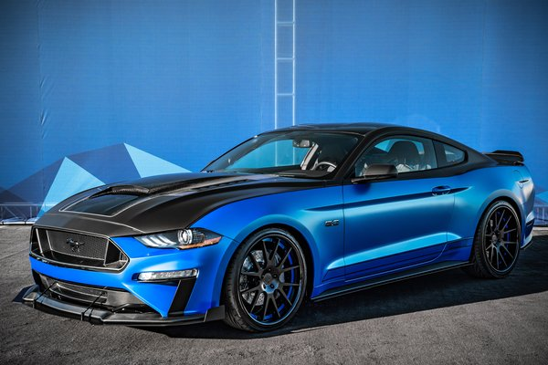 2019 Ford Mustang GT Fastback by California Pony Cars