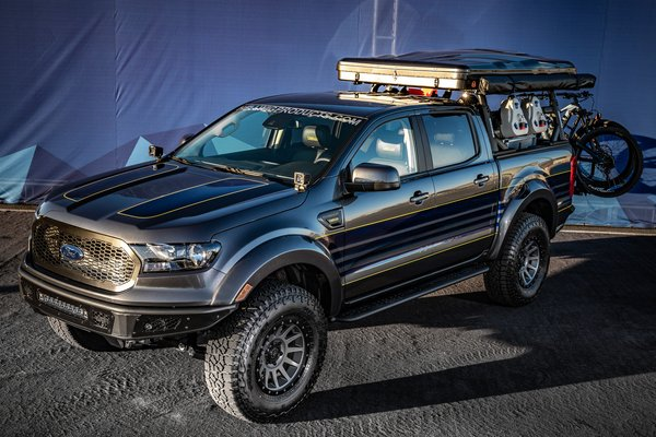 2019 Ford Ranger by Hellwig