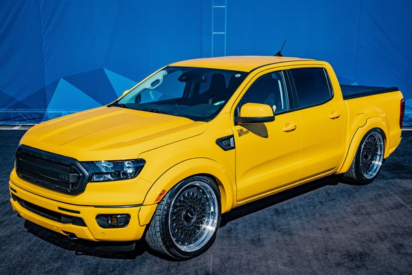 2019 Ford Ranger by Tjin Edition