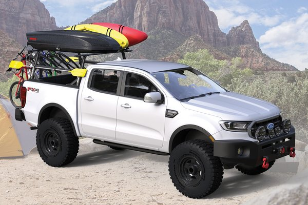 2019 Ford Ranger by Yakima