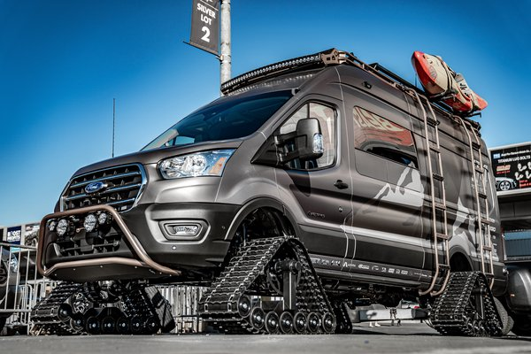 2019 Ford Transit by Polvoorde Racing