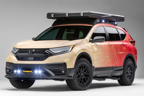 2019 Honda CR-V Dream by Jsport Performance Accessories