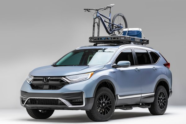 2019 Honda CR-V Hybrid Do by Jsport Performance Accessories