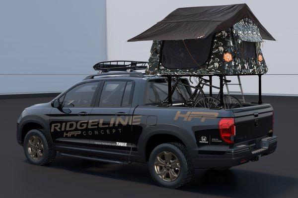 2019 Honda Ridgeline HFP