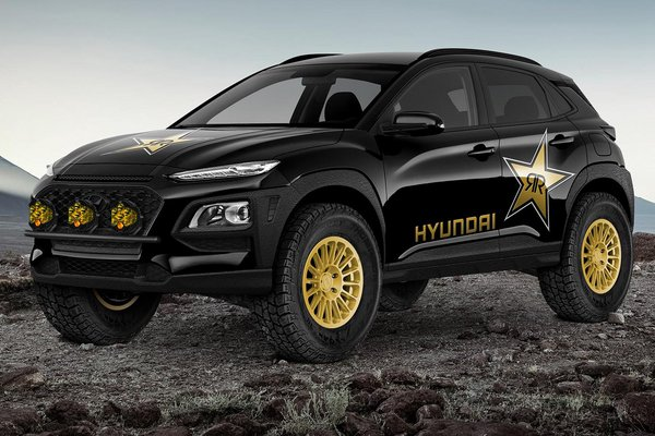 2019 Hyundai Kona Ultimate by Rockstar Performance