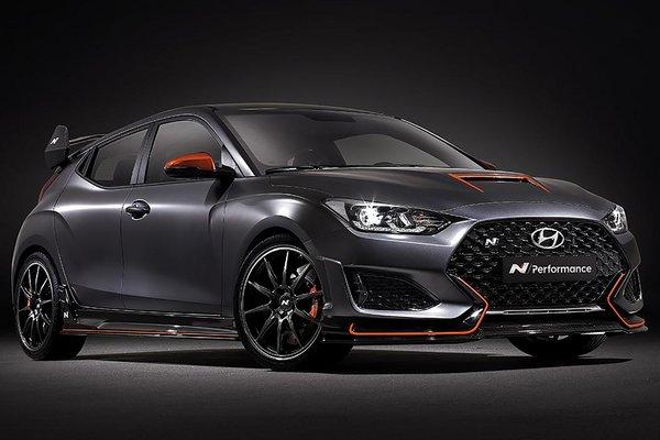 2019 Hyundai Veloster N Performance