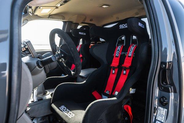 2019 Nissan Frontier Desert Runner Interior