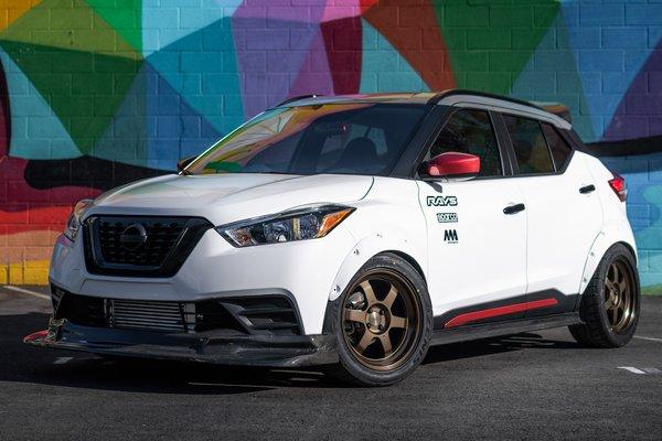 2019 Nissan Kicks Street Sport