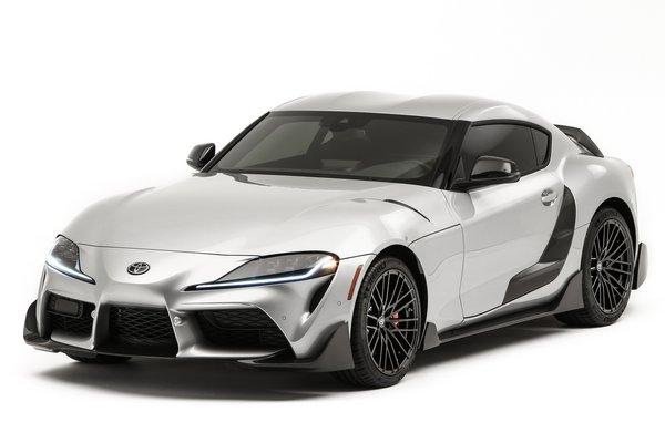 2019 Toyota GR Supra Performance Line Concept