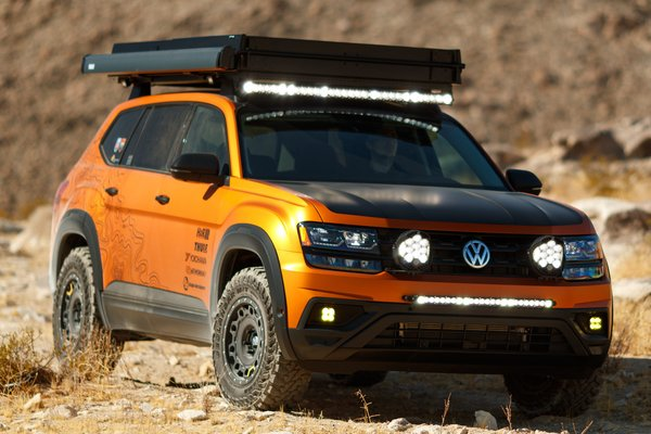 2019 Volkswagen Atlas Adventure