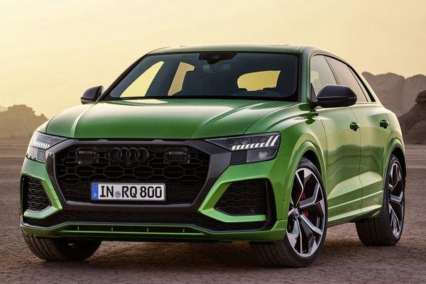 2021 Audi Q8 RS Q8