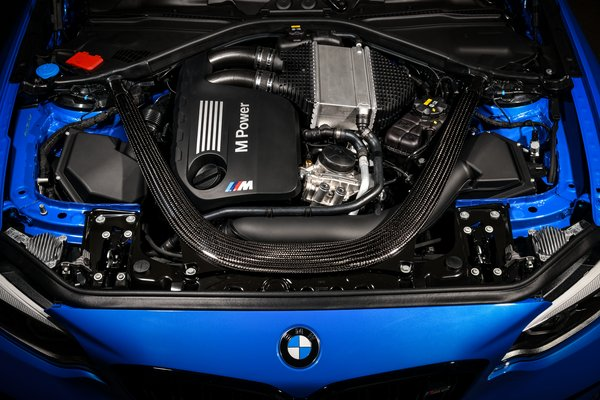 2020 BMW M2 CS Coupe Engine