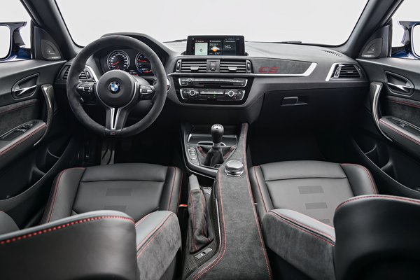 2020 BMW M2 CS Coupe Interior