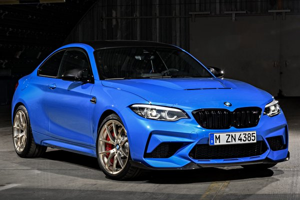 2021 BMW 2-Series Coupe