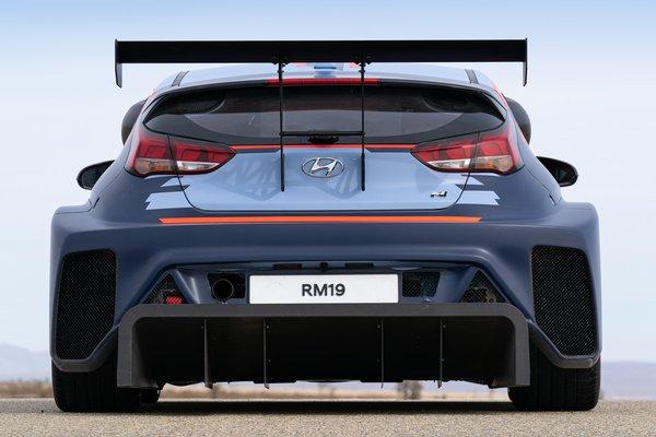 2019 Hyundai RM19 Prototype