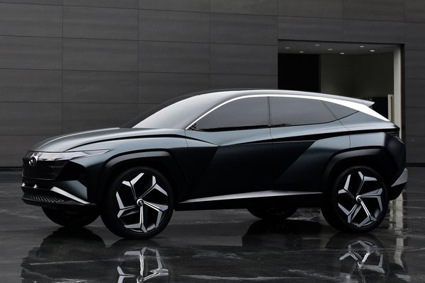 2019 Hyundai Vision T Plug-in Hybrid SUV