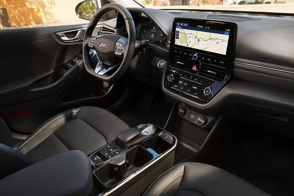 2020 Hyundai Ioniq Electric Interior