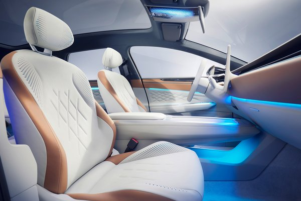 2019 Volkswagen ID. SPACE VIZZION Interior